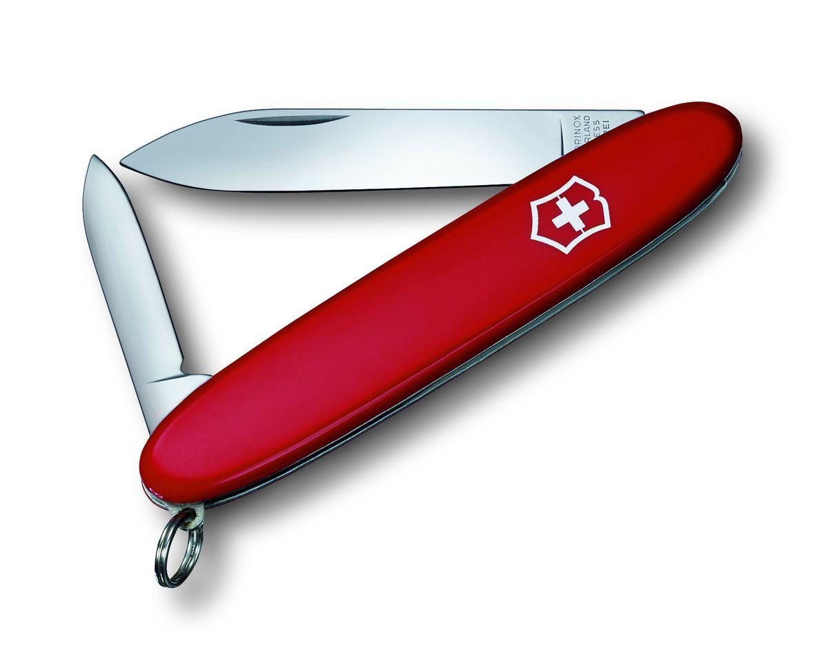 Нож перочинный Victorinox Excelsior 0.6901, цвет: красный