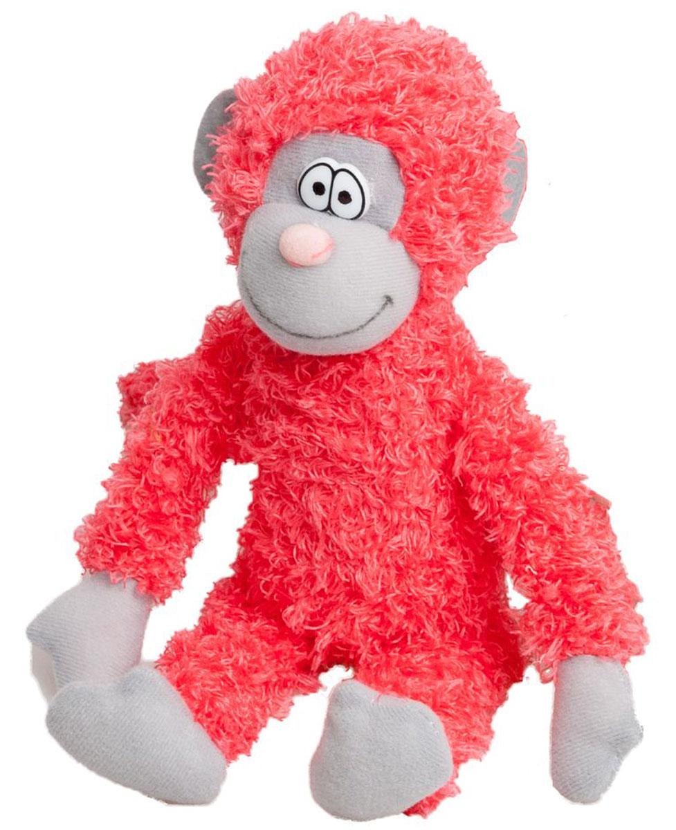 Fancy Мягкая игрушка Обезьянка Твинки цвет коралловый