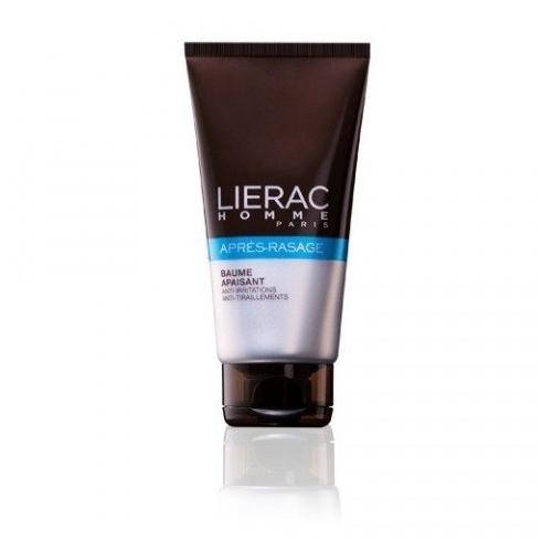 """Lierac Успокаивающий бальзам после бритья линии """"LIERAC HOMME"""" 75 мл"""
