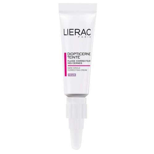 Lierac тональный крем Diopti от кругов под глазами 5 млL662Для коррекции тёмных круговпод глазами в состав этого крема включены такие растительные компоненты, как рускус и арника. Их тонизирующее и защищающее кровеносные сосуды действие, в сочетании с противорадикальными свойствами витамина Е даёт заметный результат и защищает кожу контура глаз от внешних воздействий. Тональный крем.