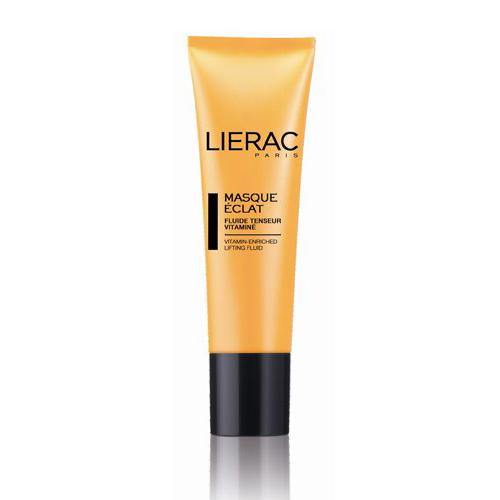 Lierac МАСКА Masque СИЯНИЕ 50 млL9494Маска моментального действия: мгновенно улучшает цвет лица и придает коже здоровое сияние - благодаря детоксикации и тонизирующим свойствам желтой глины; обеспечивает эффект лифтинга; устраняет следы усталости.