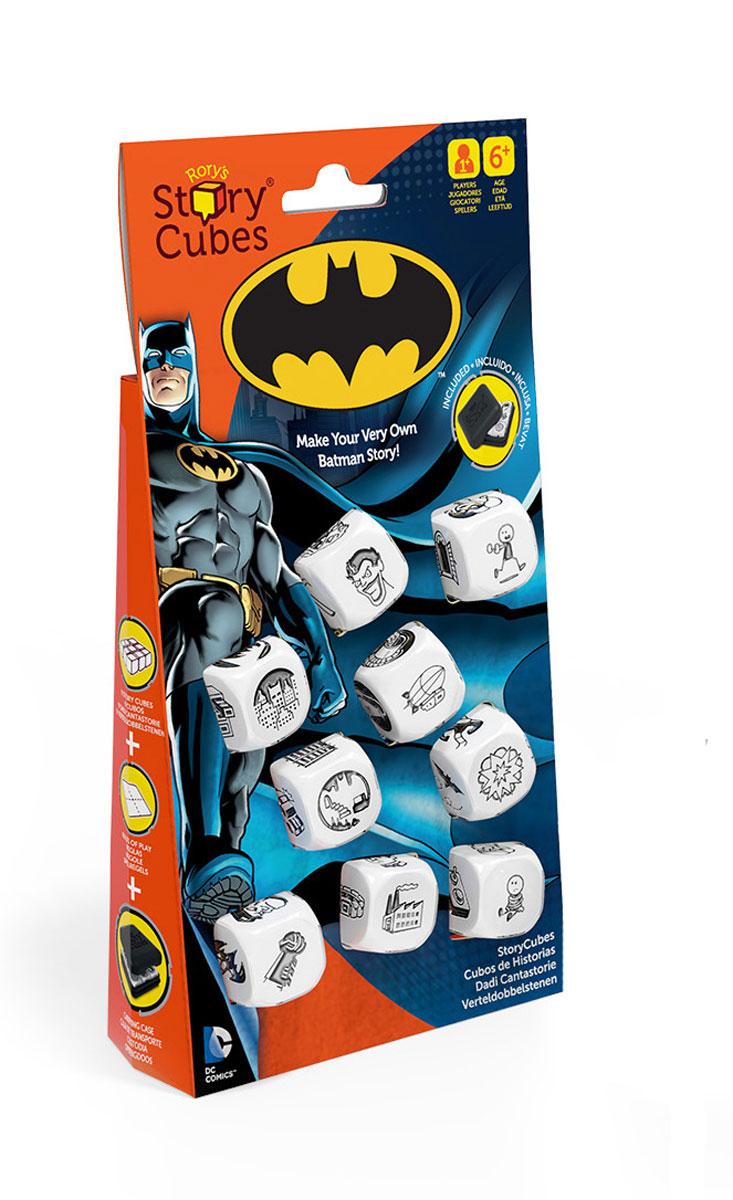 Rory's Story Cubes Настольная игра Кубики Историй Бэтмен