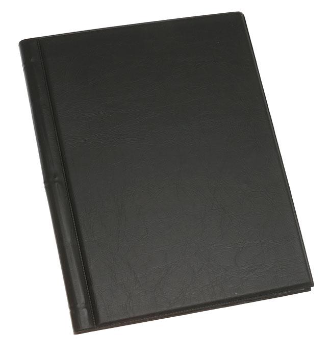 Альбом для монет в холдерах на 120 ячеек. Цвет черный. Россия