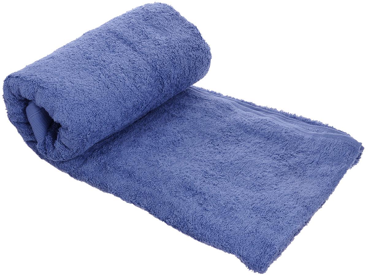 Полотенце махровое Guten Morgen, цвет: темно-голубой, 70 х 140 смПМтг-70-140Махровое полотенце Guten Morgen, изготовленное из натурального хлопка, прекрасно впитывает влагу и быстро сохнет. Высокая плотность ткани делает полотенце мягкими, прочными и пушистыми. При соблюдении рекомендаций по уходу изделие сохраняет яркость цвета и не теряет форму даже после многократных стирок. Махровое полотенце Guten Morgen станет достойным выбором для вас и приятным подарком для ваших близких. Мягкость и высокое качество материала, из которого изготовлено полотенце, не оставит вас равнодушными.