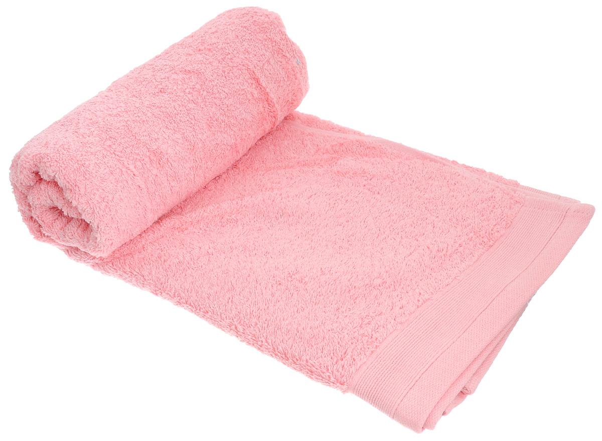 Полотенце махровое Guten Morgen, цвет: коралловый, 100 х 150 смПМкор-100-150Махровое полотенце Guten Morgen, изготовленное из натурального хлопка, прекрасно впитывает влагу и быстро сохнет. Высокая плотность ткани делает полотенце мягкими, прочными и пушистыми. При соблюдении рекомендаций по уходу изделие сохраняет яркость цвета и не теряет форму даже после многократных стирок. Махровое полотенце Guten Morgen станет достойным выбором для вас и приятным подарком для ваших близких. Мягкость и высокое качество материала, из которого изготовлено полотенце, не оставит вас равнодушными.
