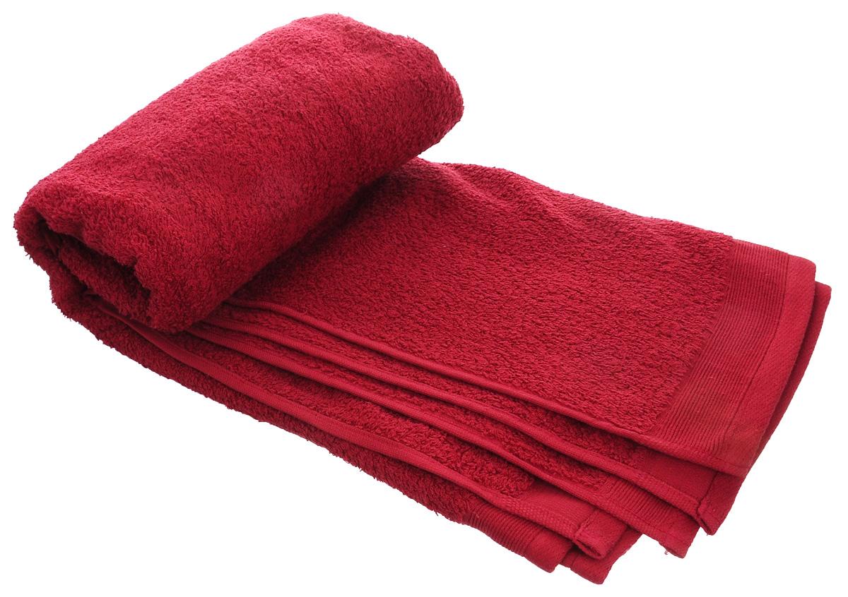 Полотенце махровое Guten Morgen, цвет: красный, 70 см х 140 смПМкр-70-140Махровое полотенце Guten Morgen, изготовленное из натурального хлопка, прекрасно впитывает влагу и быстро сохнет. Высокая плотность ткани делает полотенце мягкими, прочными и пушистыми. При соблюдении рекомендаций по уходу изделие сохраняет яркость цвета и не теряет форму даже после многократных стирок. Махровое полотенце Guten Morgen станет достойным выбором для вас и приятным подарком для ваших близких. Мягкость и высокое качество материала, из которого изготовлено полотенце, не оставит вас равнодушными.