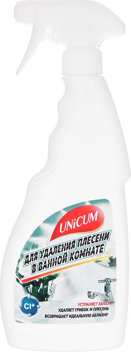 Средство для удаления плесени в ванной комнате Unicum, 750 мл300544Высокоэффективное средство Unicum для чистки керамической плитки, фарфорового, фаянсового и пластикового оборудования ванных, душевых и туалетных комнат. Средство удаляет неприятные запахи, уничтожает бактерии, плесень и грибок, возвращает первозданную белизну. Особенно эффективно действует в труднодоступных местах - межплиточных швах, трещинах, стыках. Состав: деионизованная вода, гипохлорит натрия 5-15%, АПАВ <5%, ароматизатор <5%.
