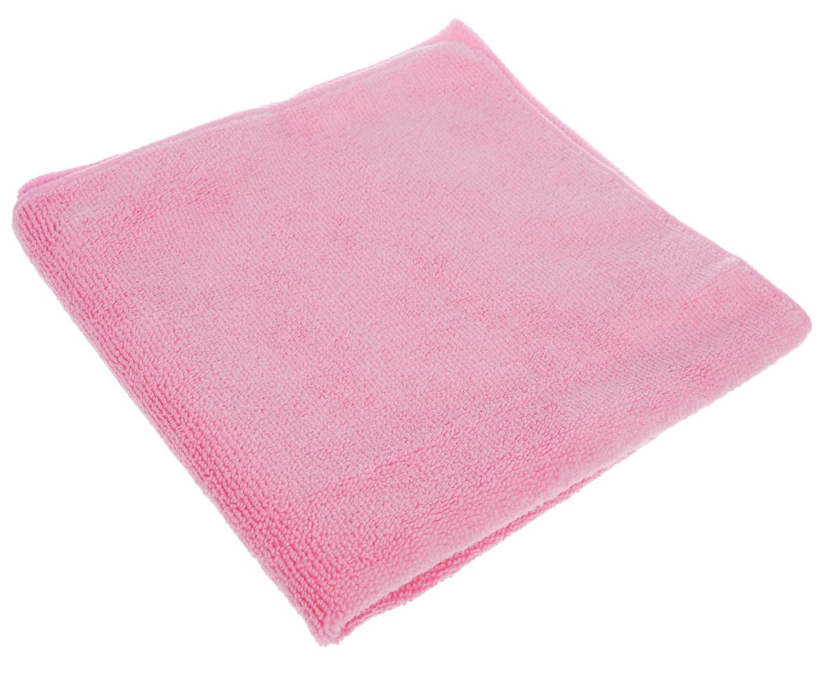 Салфетка для ванной комнаты Unicum Premium, цвет: розовый, 40 х 40 см303224Салфетка Unicum Premium изготовлена по самым современным технологиям. Уникальные чистящие свойства салфетки - абсорбировать жир, грязь, пыль, никотин - обеспечивают специальные клиновидные микроволокна, которые в 100 раз меньше человеческого волоса. Салфетка обладает непревзойденной способностью быстро впитывать большой объем жидкости (в восемь раз больше собственной массы). Допускается ручная и машинная стирка при 60°С. Состав: вискоза 80%, полиэстер 20%.