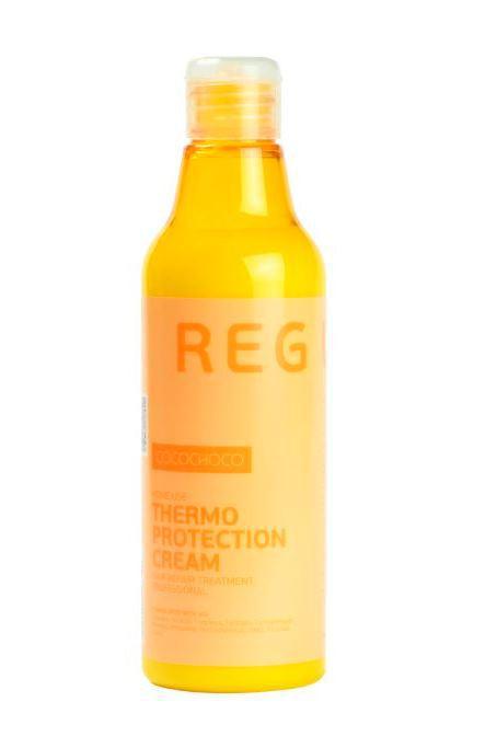 CocoChoco REGULAR Шампунь Термозащита 250 мл025Шампунь для регулярного применения. Используется для окрашенных или поврежденных волос, а так же после процедуры кератинового восстановления волос. Мягкое бережное очищение, эффективный уход за окрашенными и поврежденными волосами для максимального блеска и продления стойкости цвета окрашенных волос.