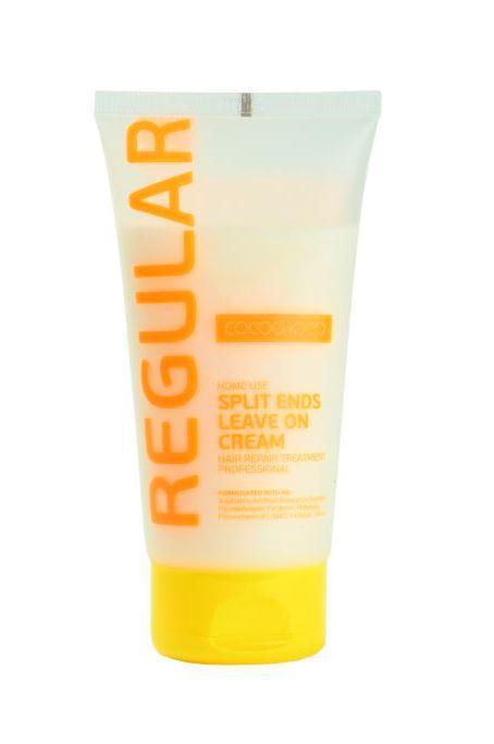 CocoChoco REGULAR Крем для Секущихся кончиков 150 мл049Средство для устранения секущихся кончиков Cocochoco Split Ends Leave on Cream - восполняет рассеченные кончики питательными веществами и витаминами. Восстанавливает и уплотняет структуру волос, предотвращая дальнейшее сечение. Поддерживает эффект кератинового восстановления волос.