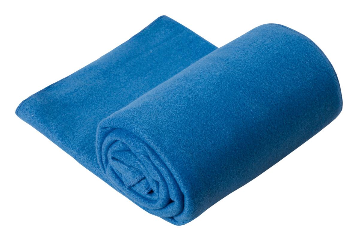 Покрывало флисовое Диана, цвет: голубой, 130 х 150 смПФ-18-4148-130-150Изящное покрывало Диана, выполненное из флиса (100% полиэстер), гармонично впишется в интерьер вашего дома и создаст атмосферу уюта и комфорта. Флис имеет фактуру велюра, ткань приятная на ощупь, мягкая и слегка пушистая, но при этом очень легкая, хорошо сохраняет тепло, устойчива к стирке и износу. Благодаря мягкой и приятной текстуре, глубоким и насыщенным цветам, такое покрывало станет модной, практичной и уютной деталью вашего интерьера. Покрывало согреет в прохладную погоду и будет превосходно дополнять интерьер вашей спальни. Высочайшее качество материала гарантирует безопасность не только взрослых, но и самых маленьких членов семьи. Покрывало может подчеркнуть любой стиль интерьера, задать ему нужный тон - от игривого до ностальгического. Покрывало - это такой подарок, который будет всегда актуален, особенно для ваших родных и близких, ведь вы дарите им частичку своего тепла!
