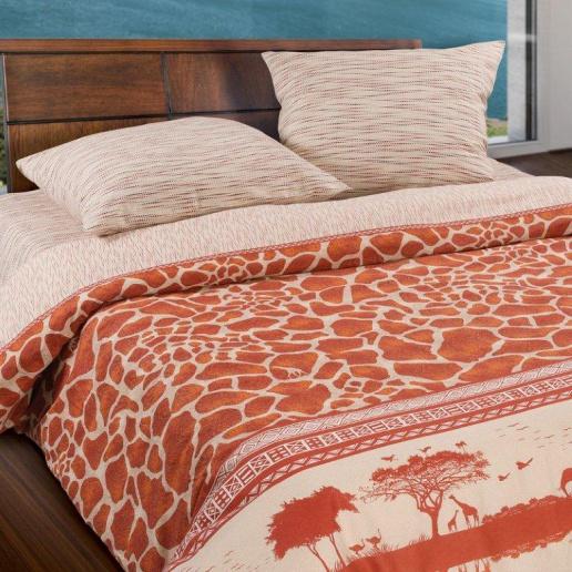 Комплект белья Wenge Savannа, 2-спальный, наволочки 70х70, цвет: светло-бежевый, коричневый. 276301276301Стильный комплект постельного белья Wenge Savannа выполнен из ткани Биокомфорт, произведенной из натурального 100% хлопка. Ткань приятная на ощупь, при этом она прочная, хорошо сохраняет форму и легко гладится. Ткань прекрасно пропускает воздух и за ней легко ухаживать. Комплект состоит из пододеяльника, простыни и двух наволочек, оформленных оригинальным принтом. Благодаря такому комплекту постельного белья вы создадите неповторимую атмосферу в вашей спальне.