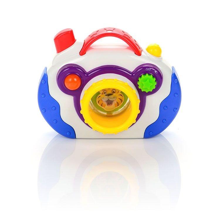 Малышарики Развивающая игрушка Фотоаппарат