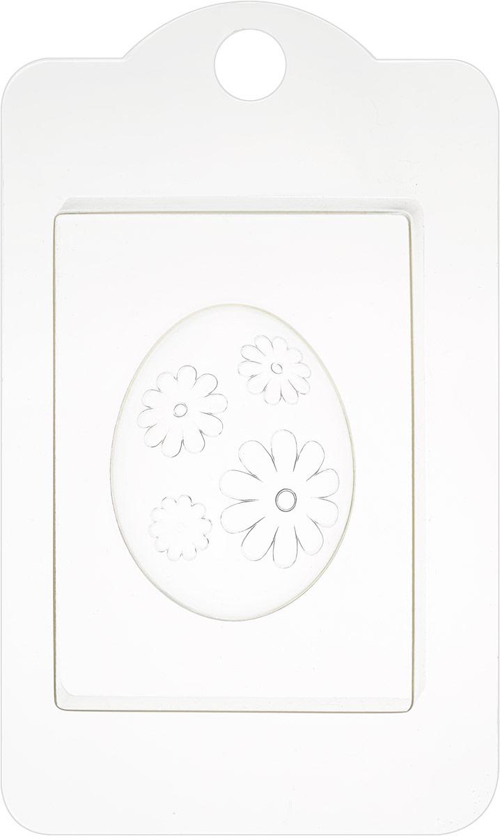Форма пластиковая Яйцо. Ромашки, профессиональная, 19 см х 11,5 см х 2,5 см2700770039740Профессиональная пластиковая форма Яйцо. Ромашки позволяет изготовить оригинальное и красивое мыло ручной работы. Если вы всерьез увлеклись изготовлением мыла, такая форма вам просто необходима! Также изделие можно использовать при проведении мастер-классов, обучении детей и новичков мыловарению. По окончании работы у вас получится превосходное мыло в виде яйца. Общий размер формы: 19 см х 11,5 см х 2,5 см. Размер формочки для мыла: 7 см х 5,5 см х 2,4 см.