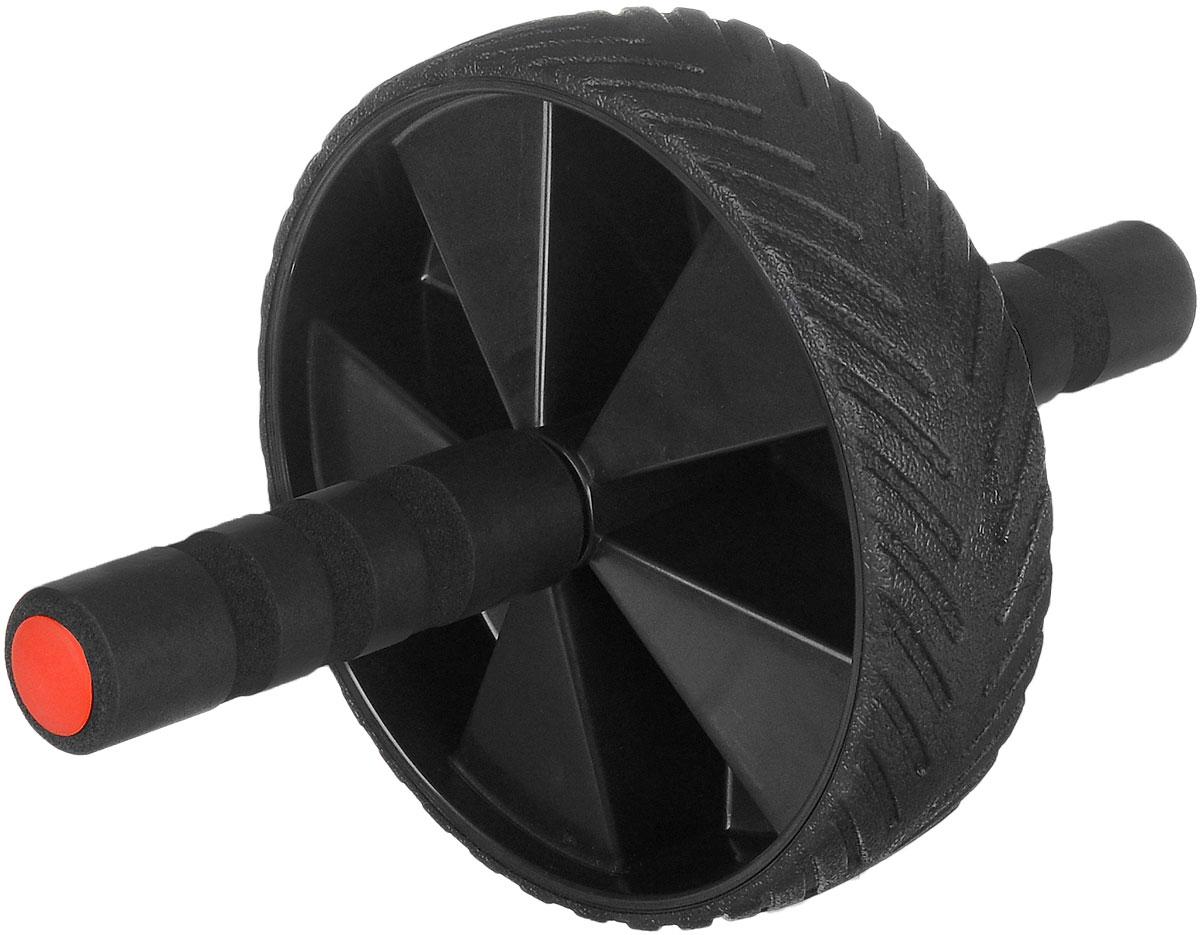 Ролик для пресса Ironmaster, диаметр 17,5 смIR97753Колесико гимнастическое Ironmaster предназначено для укрепления мышц пресса, рук, ног, спины, бедер и плеч. Стальной стержень с удобными ручками и резиновое покрытие колеса обеспечивают максимальный комфорт и удобство во время тренировки. Диаметр колеса: 17,5 см. Длина стержня: 30 см.