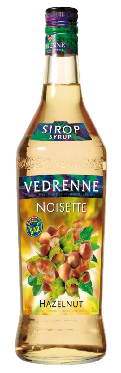 Vedrenne Лесной Орех сироп, 1 лSVDRNO-010B01Сироп Лесной Орех — добавка, которая создается в основном для кофейных напитков. Густая приятная консистенция даёт напиткам аромат орехов. Сиропы изготавливаются на основе натурального растительного сырья, фруктовых и ягодных соков прямого отжима, цитрусовых настоев, а также с использованием очищенной воды без вредных примесей, что позволяет выдержать все ценные и полезные свойства натуральных фруктово-ягодных плодов и трав. В состав сиропов входит только натуральный сахар, произведенный по традиционной технологии из сахарозы. Благодаря высокому содержанию концентрированного фруктового сока, сиропы Vedrenne обладают изысканным ароматом и натуральным вкусом, являются эффективным подсластителем при незначительной калорийности. Они оптимизируют уровень влажности и процесс кристаллизации десертов, хорошо смешиваются с другими ингредиентами и способствуют улучшению вкусовых качеств напитков и десертов. Сиропы Vedrenne разливаются в стеклянные бутылки с яркими...