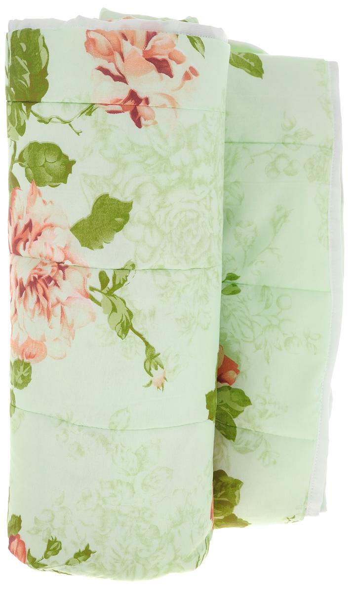 Одеяло облегченное OL-Tex Miotex, наполнитель: полиэфирное волокно Holfiteks, цвет: зеленый, коричневый, 140 х 205 смМХПЭ-15-2_зеленый, коричневыйЧехол облегченного одеяла OL-Tex Miotex выполнен из высококачественного полиэстера. Наполнитель - полиэфирное высокосиликонизированное волокно Holfiteks. Одеяло простегано - значит, наполнитель внутри будет всегда распределен равномерно. Изделие оформлено ярким рисунком. Идеально подойдет тем, кто ценит мягкость и тепло. Ручная стирка при температуре 30°С.