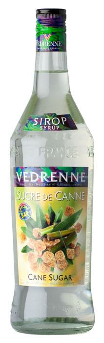 Vedrenne Сахарный Тростник сироп, 1 л