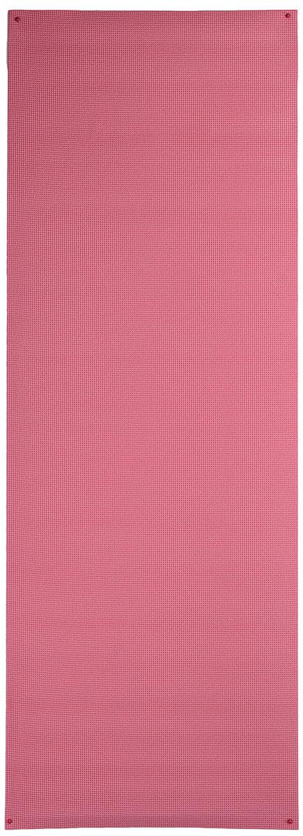 "Ironmaster Коврик для йоги ""Ironmaster"", цвет: розовый, 173 см х 61 см х 0,6 см"