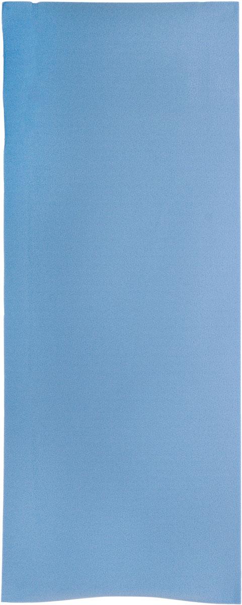 "Ironmaster Коврик для йоги ""Ironmaster"", цвет: голубой, 150 см х 60 см х 0,8 см"