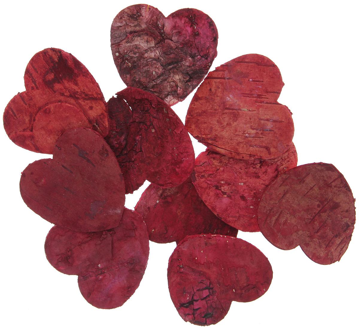 Декоративный элемент Dongjiang Art Сердце, цвет: красный, 10 шт7709004_красныйДекоративный элемент Dongjiang Art Сердце, изготовленный из натуральной коры дерева, предназначен для украшения цветочных композиций. Изделие можно также использовать в технике скрапбукинг и многом другом. Флористика - вид декоративно-прикладного искусства, который использует живые, засушенные или консервированные природные материалы для создания флористических работ. Это целый мир, в котором есть место и строгому математическому расчету, и вдохновению. Размер одного элемента: 5 см х 5 см.