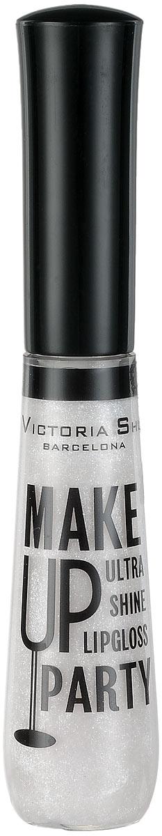 Victoria Shu Блеск для губ Make Up Party, тон №247 прозрачный, 8 мл
