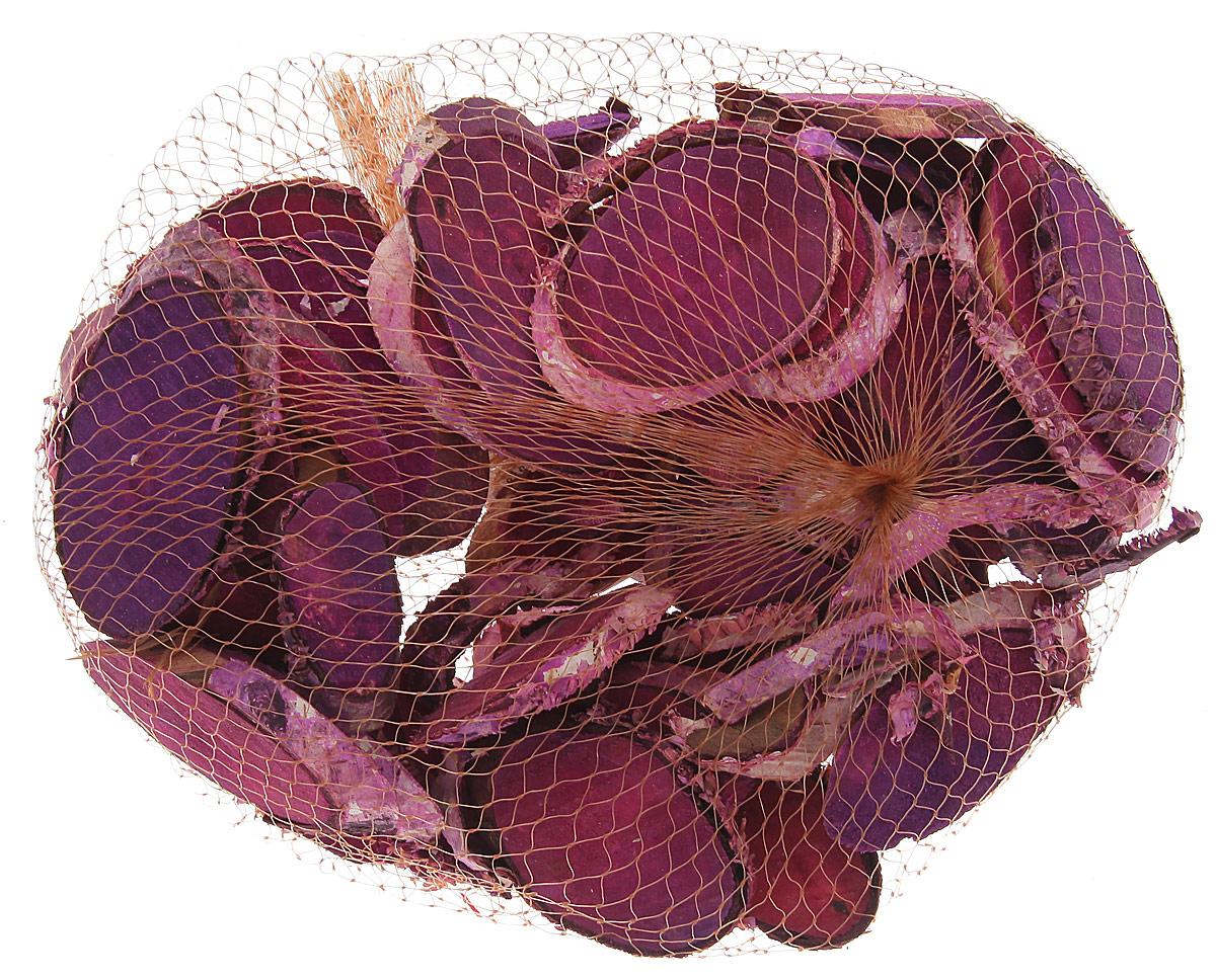 Декоративный элемент Dongjiang Art Срез ветки, цвет: фиолетовый, толщина 7 мм, 250 г7708981_фиолетовыйДекоративный элемент Dongjiang Art Срез ветки изготовлен из дерева. Изделие предназначено для декорирования. Срез может пригодиться во флористике и многом другом. Декоративный элемент представляет собой тонкий срез ветки. Флористика - вид декоративно-прикладного искусства, который использует живые, засушенные или консервированные природные материалы для создания флористических работ. Это целый мир, в котором есть место и строгому математическому расчету, и вдохновению, полету фантазии. Толщина среза: 7 мм.