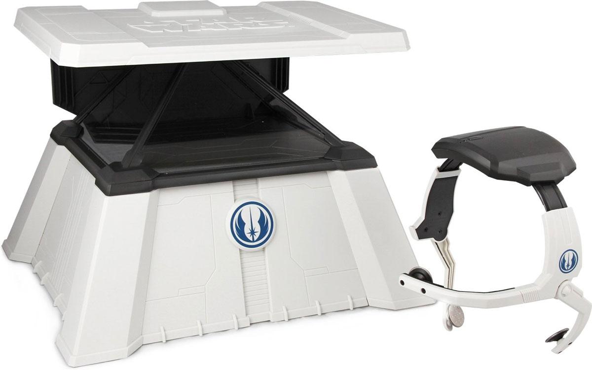 Star Wars Электронная игрушка Форс Трейнер II15204Используйте силу мыслей, чтобы управлять голограммами и продемонстрировать потрясающие трюки Джедаев из разных фильмов! В комплекте: Bluetooth-наголовник с тремя сенсорами, которые считывают мозговые импульсы (электроэнцефалограмму вашего мозга), прозрачная пирамида, внутри которой появляются голограммы, изображающие корабли и другие объекты вселенной Звездных Войн. Сигналы, поступающие от вашего мозга, запускают изменения в голограмме! В игре 10 уровней, причем каждый уникален не только содержанием, но и требует больших навыков контроля концентрации. Пройдя тренировки Джедая, вы повысите свой ранг от Падавана до Рыцаря, а затем и до Мастера-джедая. Уровни базируются на всех 6 сериях фильма. Игроку нужно будет, например, убегать от вампы, атаковать Звезду Смерти, вытаскивать истребитель из болота. И все это - при помощи силы мысли! При старте игра калибруется под игрока. Для калибровки необходимо концентрироваться на голографическом изображении. Аудиоинструкции от...