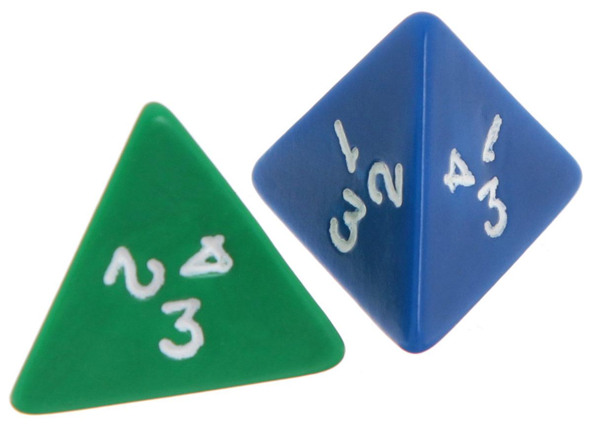 Koplow Games ����� ��������� ������ ������� D4 ���� ����� ������� 2 ��2380_�����, ������������ ��������� ������ ������� ������������ ��� ���������� ���. ����� ������� �� ���� �������������� ������. �� ������ �� ������� ����������� ������ ��������� ����� �������� ����� ����� �� 1 �� 4 � ������� ��������� ����������� (����� 1 - 1, 2, 3; ����� 2 - 1, 3, 4; ����� 3 - 1, 2, 4, ����� 4 - 2, 3, 4). ����� ��������� ����� �������� ������������ �������� ������������� �����, ������ �� ������� �������� �������������� ��������� ���������� �������������� �����. ��������� ����� ��������� �� �������� ��������. �� ������������� ����� �� 3-� ���.