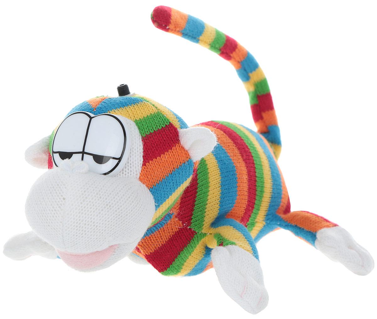 Chericole Интерактивная мягкая игрушка Обезьянка CTC-SM-9818C