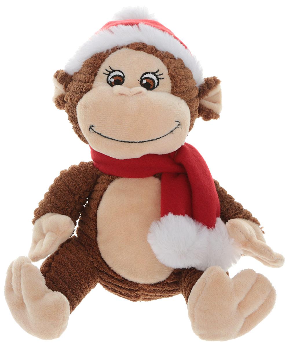 Gulliver Мягкая игрушка Обезьянка Кристи 20 см52-V72139BМягкая игрушка Gulliver Обезьянка Кристи - это чудесная обезьянка сможет стать отличным подарком для детей и взрослых. Выполнена из качественных, безопасных для здоровья детей материалов, которые не вызывают аллергии, приятны на ощупь и доставляют большое удовольствие во время игр. Игрушку приятно держать в руках, прижимать к себе и придумывать разнообразные игры. Форма игрушки позволяет ей устойчиво сидеть, что обеспечивает удобство для игры ребенка. Игрушка Gulliver Обезьянка Кристи очень мягкая, с ней будет приятно засыпать и просыпаться, коричневая обезьянка будет послушно следовать за вашим малышом, даря отличное настроение.