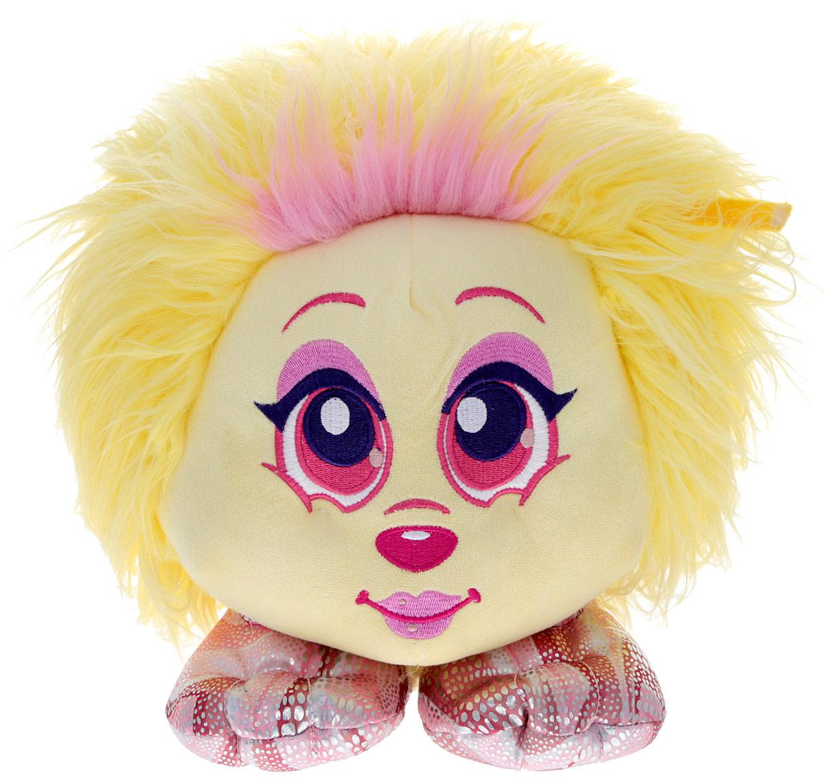 Zuru Мягкая игрушка Big Shnooks 23 см цвет желтый203_желтыйМягкая игрушка Zuru Big Shnooks привлечет внимание вашей малышки и станет для нее лучшим другом. Shnooks (Шнукс) - забавный плюшевый мохнатик с веселой мордочкой, маленьким носиком, добрыми глазками и пухлыми маленькими лапками. Все зверюшки Shnooks любят, когда их обнимают, гладят, заплетают косички и создают различные прически. Перед использованием игрушку необходимо достать из упаковки и потрясти. Объем волос игрушки сильно увеличится. Такая замечательная игрушка подарит вашей малышке множество часов приятных объятий, а также позволит ей проявить свой парикмахерский талант.