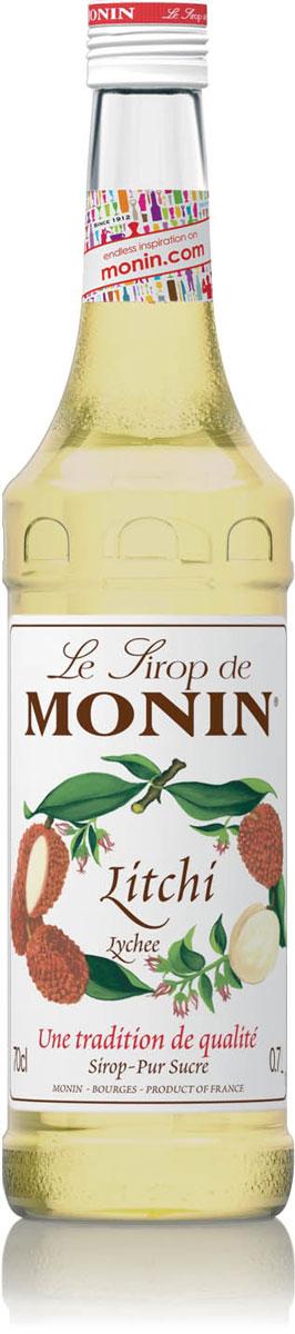 Monin Личи сироп, 0,7 л