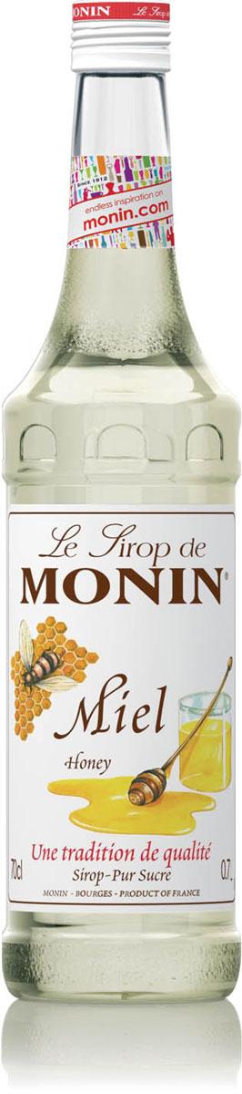 Monin Мед сироп, 0,7 л