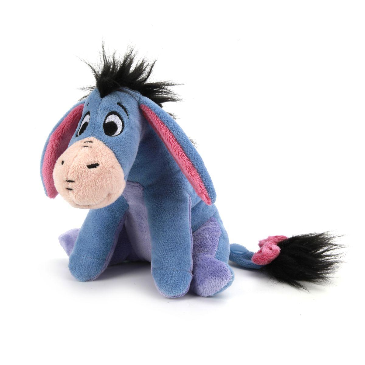 Мульти-Пульти Мягкая игрушка Disney Ослик ушастикV92062/16Очаровательный ушастый ослик с грустными глазками. Станет не только замечательным подарком для Вашего малыша, но и прекрасным другом, который по своим размерам позволяет с ней быть всегда.