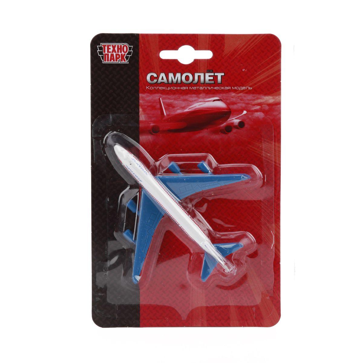 ТехноПарк Самолет10114-RИнтересная модель самолета, позволит почувствовать Вашему малышу настоящим летчиком. Самолет металлический.