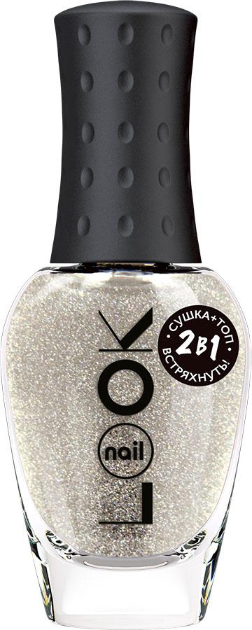 nailLOOK Лак серии Miracle Top, Bright like a diamond, 8,5 мл30686