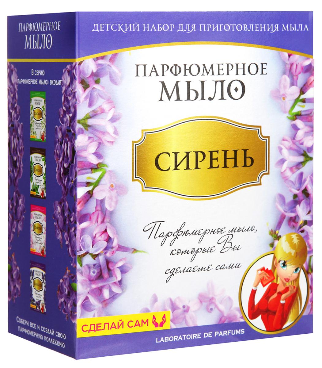 Master IQ Набор для изготовления парфюмерного мыла СиреньМ016Парфюмерное мыло - это новый косметический продукт, обладающий сочетанными свойствами мыла и духов. Оно прекрасно очищает кожу и придаёт ей освежающий аромат сирени. С помощью набора для изготовления парфюмерного мыла Master IQ Сирень ребёнок своими руками сделает прекрасный подарок для мамы и своих подруг. Состав набора: парфюмерное масло сирень; прозрачная мыльная основа 150 г; 2 флакончика натуральных пищевых красителей; 2 формы для мыла; стаканчик; защитные перчатки; 2 палочки для размешивания.