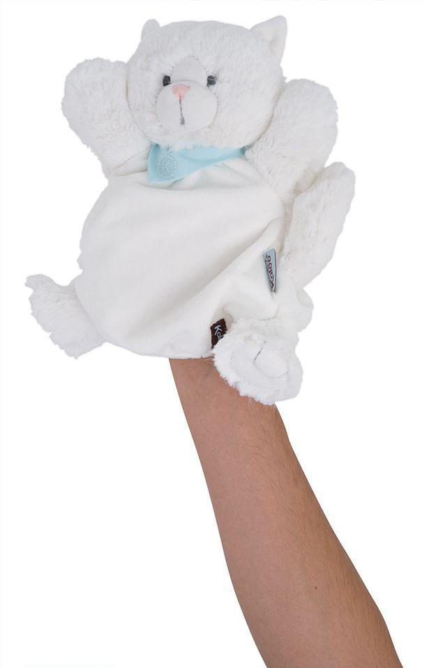 Котик комфортер, кукла на руку 30 см, коллекция ДрузьяK963136Уникальный аксессуар игрушка-комфортер Заяц от французского производителя высококачественных игрушек для детей Kaloo позволит малышу спокойно и сладко уснуть, и на долгое время станет его постоянным спутником. Особенность игрушки-комфортера состоит в том, что сначала маме необходимо некоторое время подержать игрушку рядом с собой для того, чтобы она впитала материнский запах. После чего игрушку можно дать и малышу. Младенцу будет очень комфортно засыпать с такой игрушкой, она позволит ему быстро успокоиться и сладко заснуть. Со временем комфортер станет не просто игрушкой для сна, но и любимым защитником от плохих сновидений и детских страхов. Игрушку приятно держать в руках и прижимать к себе. Зайчик одновременно является также игрушкой на руку, что позволит родителям придумать и разыграть множество увлекательных историй. Это порадует малыша, и позволит ему быстрее заснуть.