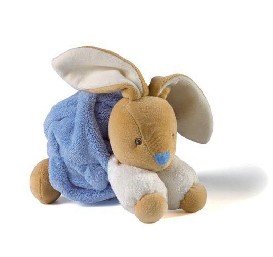 Заяц маленький индиго, коллекция ПлюмK969470Симпатичный мягкий зайчик от французского производителя высококачественных игрушек для детей Kaloo привлечет внимание малыша и надолго станет его постоянным спутником и любимой игрушкой. Игрушка Kaloo выполнена из качественных, безопасных для здоровья детей материалов, которые не вызывают аллергии, приятны на ощупь и доставляют большое удовольствие во время игр. Игрушку приятно держать в руках, прижимать к себе и придумывать разнообразные игры. Игры с мягкими игрушками развивают тактильную чувствительность и сенсорное восприятие.