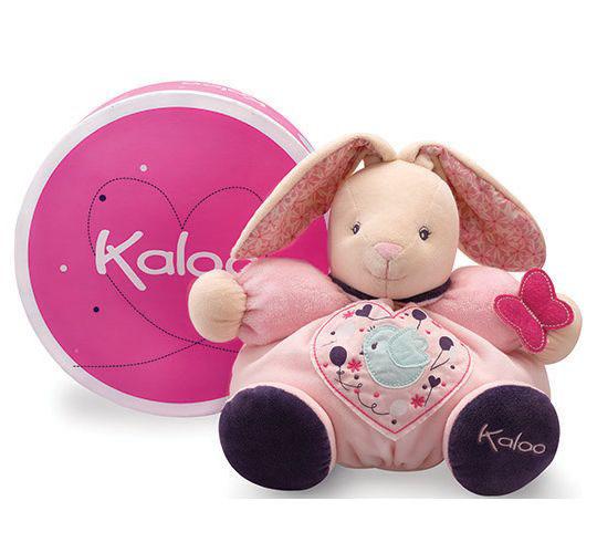 Заяц большой - Птичка, коллекция РозочкаK969857Милый мягкий зайчик нежно-розового цвета из коллекции Розочка от французского производителя высококачественных игрушек для детей Kaloo привлечет внимание малыша и надолго станет его постоянным спутником и любимой игрушкой. Зайчик сделан из нескольких видов ткани, что прекрасно будет развивать тактильные ощущения малыша. На левой лапке у зайчика сидит маленькая бабочка, животик украшен красивой аппликацией с птичкой.