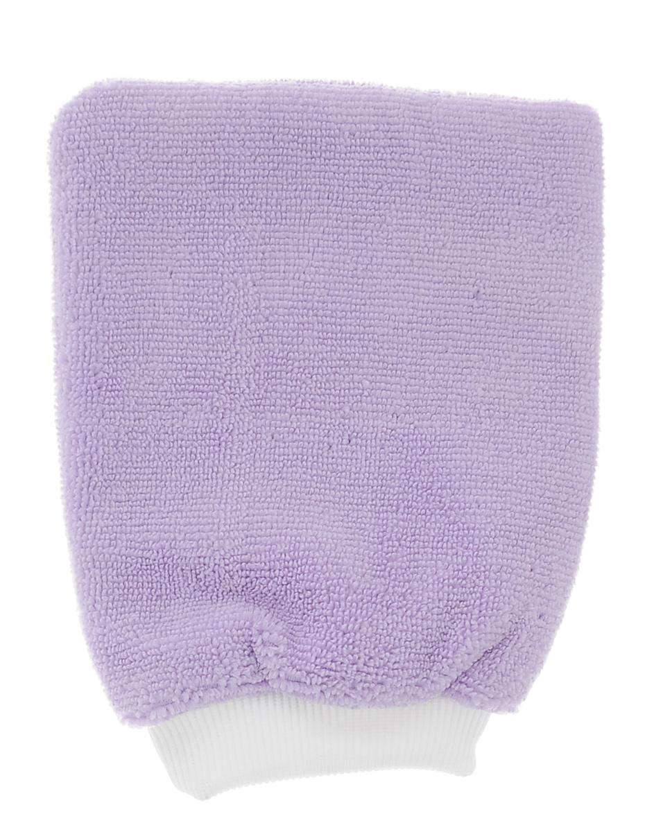 Варежка для уборки салона автомобиля Sapfire, цвет: сиреневый, белый, 20 х 15 смSFM-3017_сиреневый, белыйВарежка Sapfire великолепно удаляет пыль и грязь с любой поверхности. Клиновидные микроскопические волокна захватывают и легко удерживают частички пыли, жировой и никотиновый налет, микроорганизмы, в том числе болезнетворные и вызывающие аллергию. Обладает уникальной способностью быстро впитывать большой объем жидкости. Протертая поверхность становится идеально чистой, сухой, блестящей, без разводов и ворсинок. Состав: 85% полиэстер, 15% полиамид.