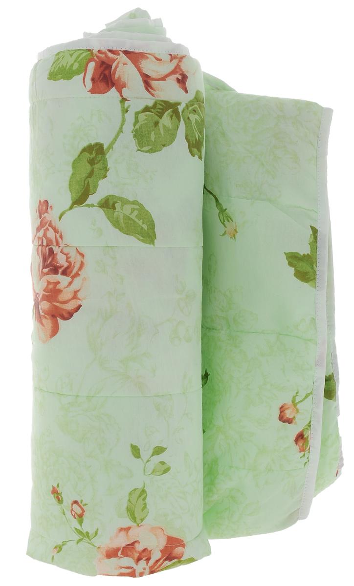 Одеяло летнее OL-Tex Miotex, наполнитель: полиэфирное волокно Holfiteks, цвет: зеленый, коричневый, 172 х 205 смМХПЭ-18-1_зеленый, коричневыйЛегкое летнее одеяло OL-Tex Miotex создаст комфорт и уют во время сна. Чехол выполнен из полиэстера и оформлен красочным рисунком. Внутри - современный наполнитель из полиэфирного высокосиликонизированного волокна Holfiteks, упругий и качественный. Прекрасно держит тепло. Одеяло с наполнителем Holfiteks легкое и комфортное. Даже после многократных стирок не теряет свою форму, наполнитель не сбивается, так как одеяло простегано и окантовано. Не вызывает аллергии. Holfiteks - это возможность легко ухаживать за своими постельными принадлежностями. Изделие можно стирать - оно быстро и полностью высыхает, что обеспечивает гигиену спального места при невысокой цене на продукцию. Плотность: 100 г/м2.
