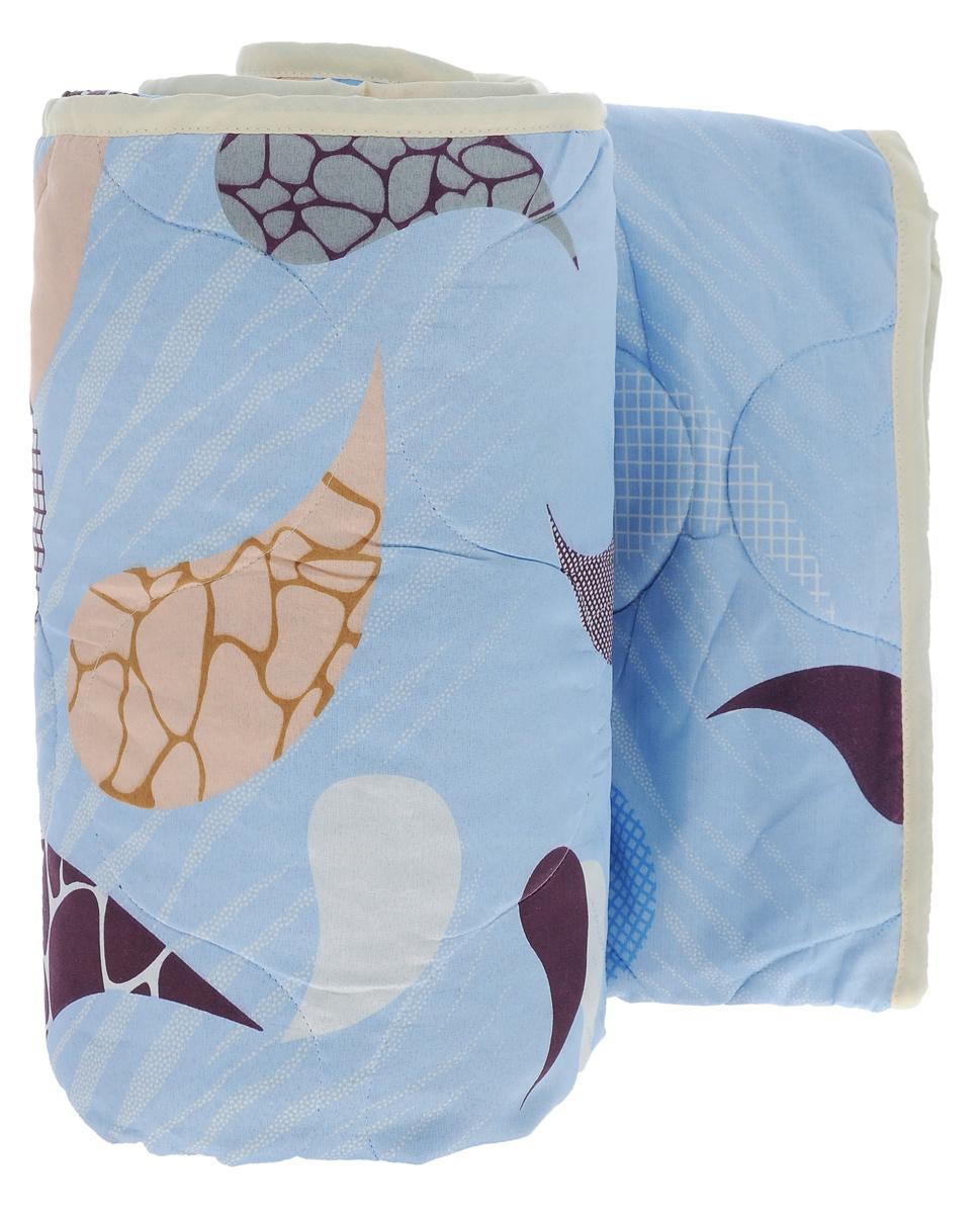 Одеяло всесезонное OL-Tex Miotex, наполнитель: полиэфирное волокно Holfiteks, цвет: голубой, 200 см х 220 смМХПЭ-22-3_голубойВсесезонное одеяло OL-Tex Miotex создаст комфорт и уют во время сна. Чехол выполнен из полиэстера и оформлен красочным рисунком. Внутри - современный наполнитель из полиэфирного высокосиликонизированного волокна Holfiteks, упругий и качественный. Прекрасно держит тепло. Одеяло с наполнителем Holfiteks легкое и комфортное. Даже после многократных стирок не теряет свою форму, наполнитель не сбивается, так как одеяло простегано и окантовано. Не вызывает аллергии. Holfiteks - это возможность легко ухаживать за своими постельными принадлежностями. Можно стирать в машинке, изделия быстро и полностью высыхают - это обеспечивает гигиену спального места при невысокой цене на продукцию. Плотность: 300 г/м2.