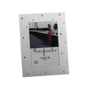 Фоторамка Image Art 6042-4S, серебро со стразами6035-4G
