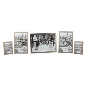 Фоторамка Image Art 6016/5-PT 5в1-ом, подарочный набор6016/5-PT