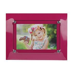 Фоторамка Image Art 6012-4PK ( красная)6011-8/CФоторамка Image Art - прекрасный способ красиво оформить фотографию. Фоторамка поможет сохранить на память самые яркие моменты вашей жизни, а стильный дизайн сделает ее прекрасным дополнением интерьера комнаты.