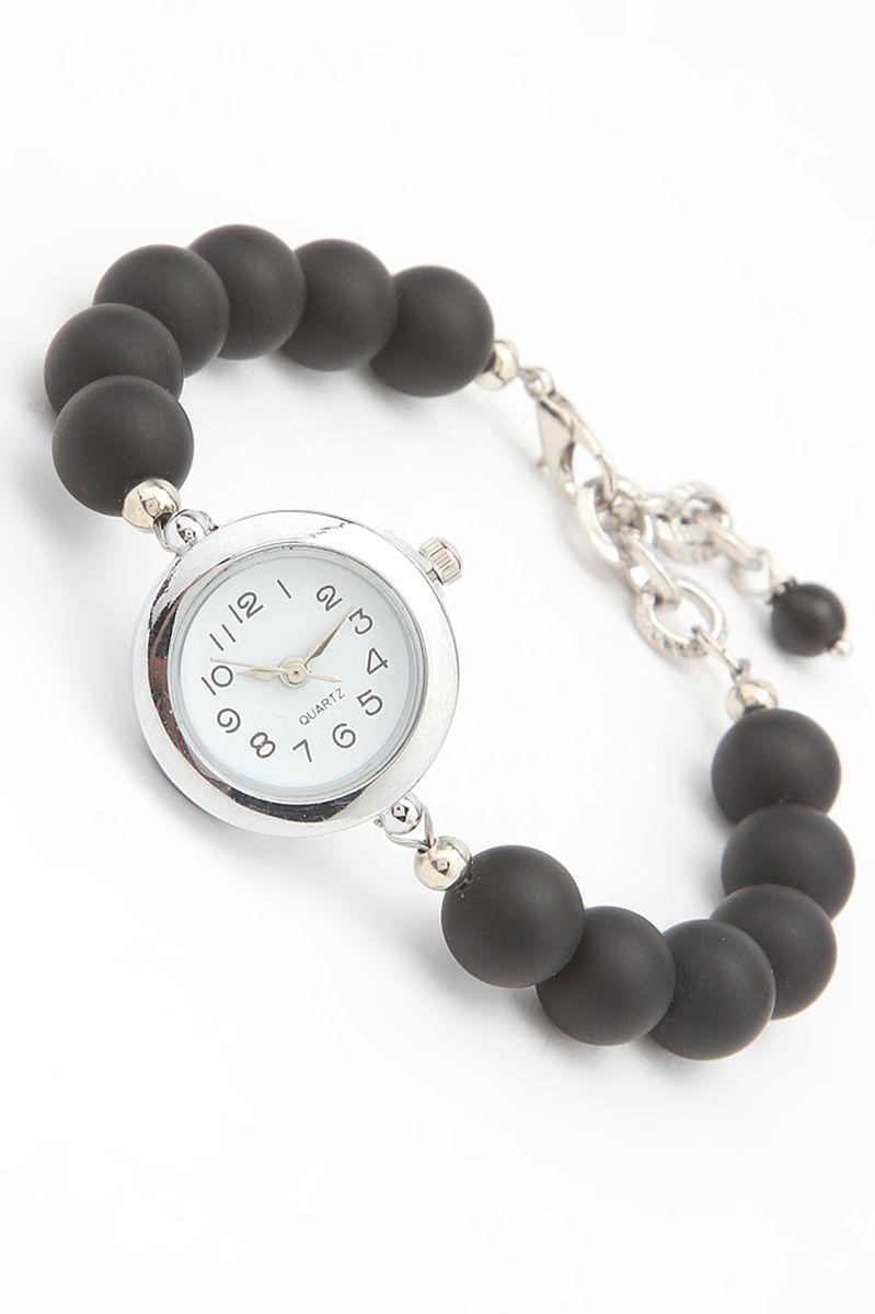 Часы Polina Selezneva Грация. Шунгит, сплав, цвет: черный. 021-1008021-1008