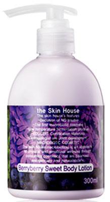 THE SKIN HOUSE Лосьон для тела с экстрактом ягод BODY/HAIR, 300 мл (The Skin House)