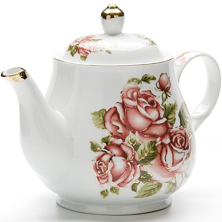 24573 Заварочный чайник 1100мл с/кр керам LR (х12)24573Заварочный чайник Материал: керамика Рисунок: цветы Размер коробки: 22 х 16,5 х 15 см Объем: 1100 мл Вес: 550 г Количество: 2 предмета Заварочный чайник поможет вам в приготовлении вкусного и ароматного чая, а также станет украшением вашей кухни. Яркий дизайн придает чайнику особый шарм, он удобен в использовании и понравится каждому. Такой заварочный чайник станет приятным и практичным подарком на любой праздник.